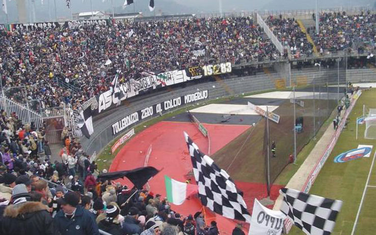 Ascoli, pari col Vicenza