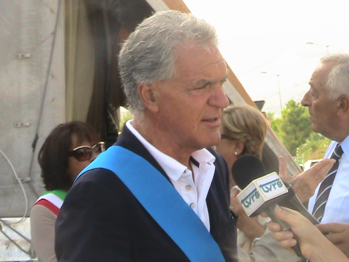 Piero Celani, Presidente Provincia di Ascoli Piceno