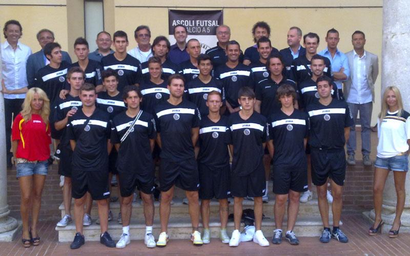 L'Ascoli Futsal