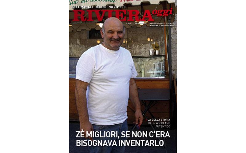 Riviera Oggi numero 888, edizione di Ascoli