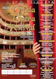 Offida Opera Festival, locandina
