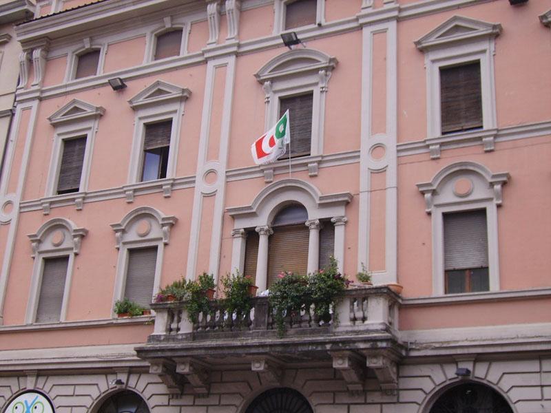 La sede del Pd a Piazza Simonetti