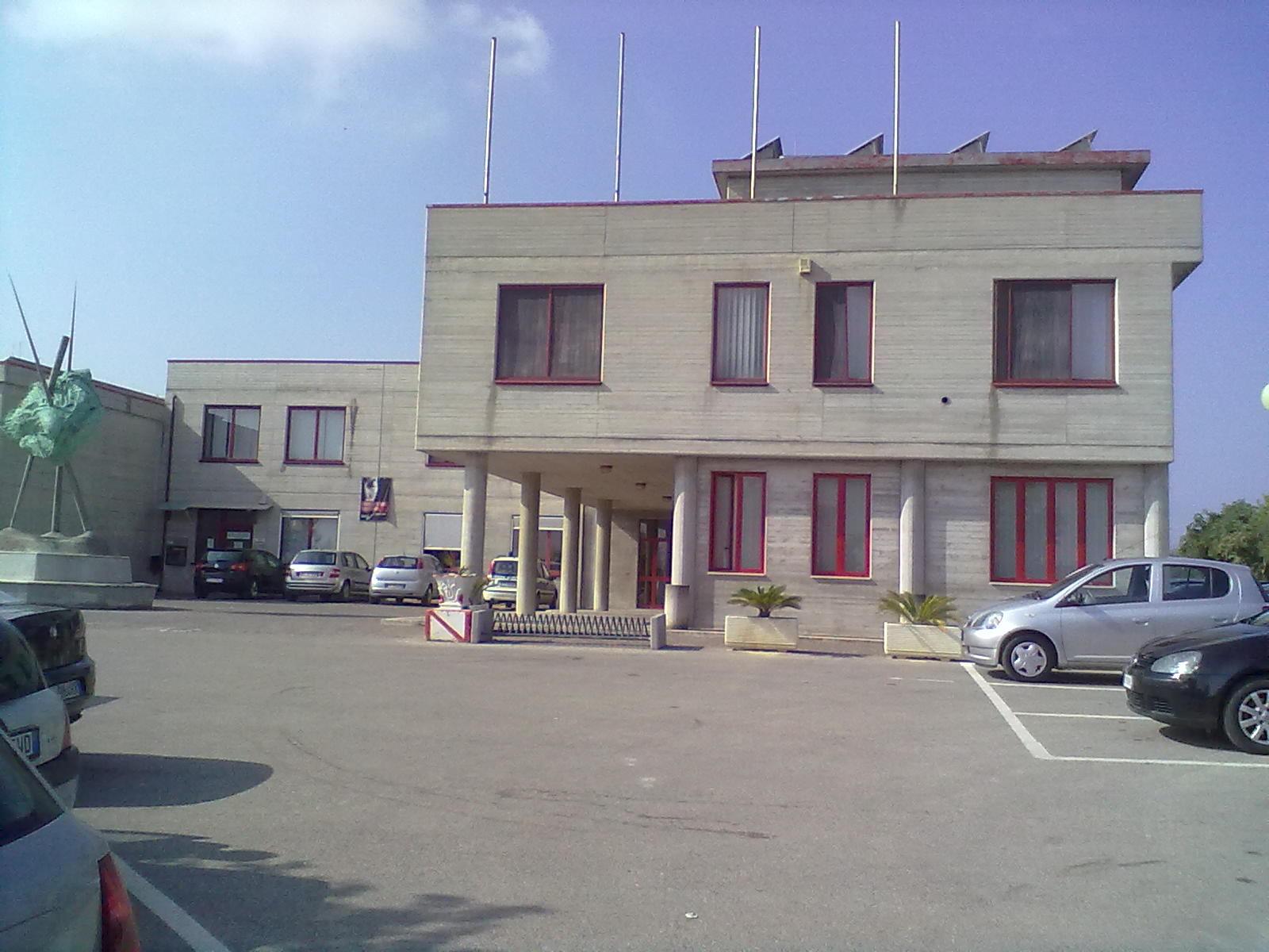Comune di Castel di Lama, sede dell'Unione dei Comuni della Vallata del Tronto