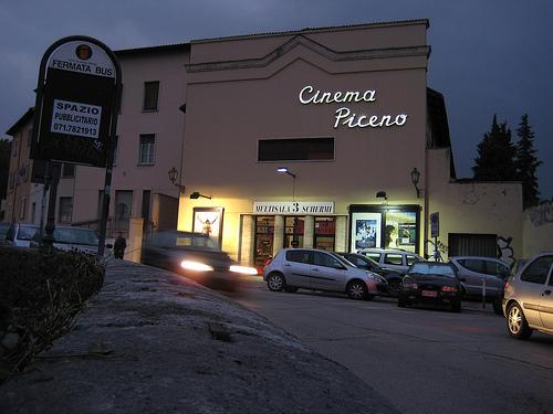 Cinema Piceno (foto Reno Fazzini)