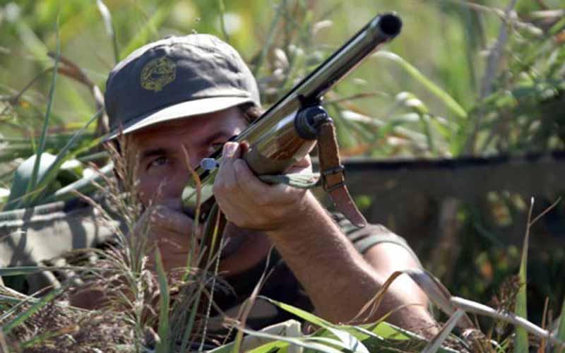 Corso gratuito per la caccia