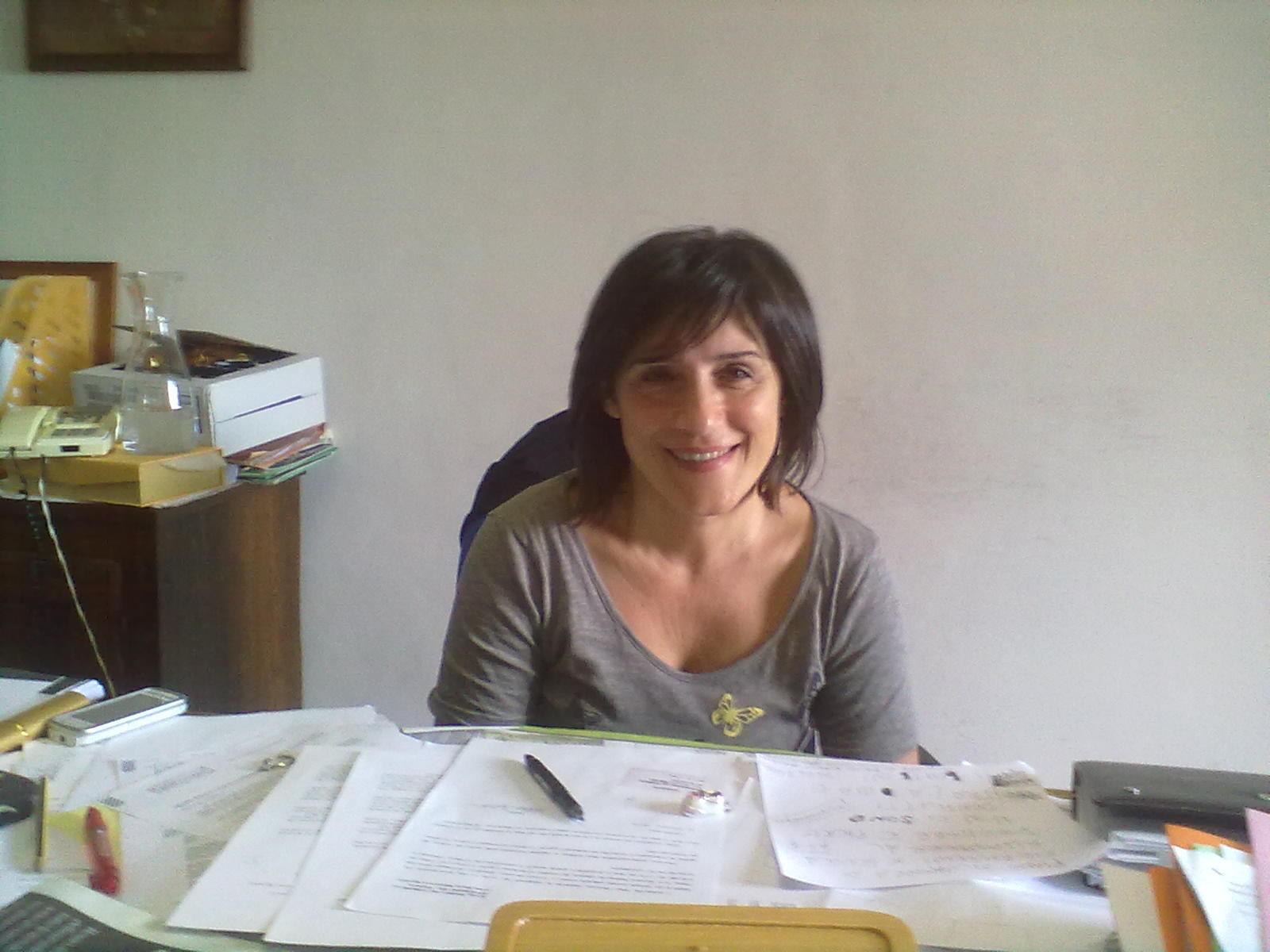 Nazzarena Agostini, Sindaco di Appignano del Tronto