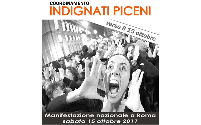 Manifesto Indignati Piceni