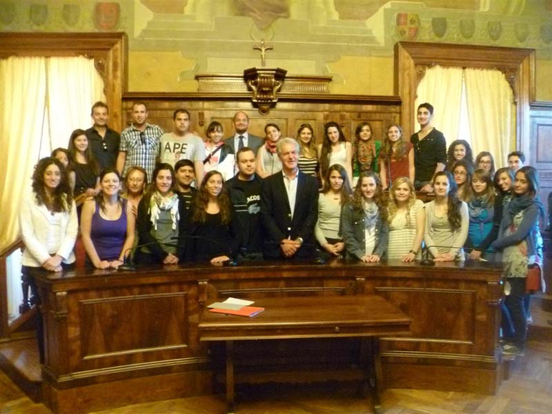 Marchigiani nel mondo in visita nel Piceno