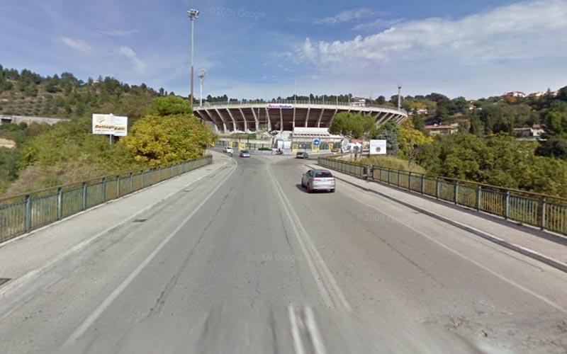 Viale Costantino Rozzi (google)