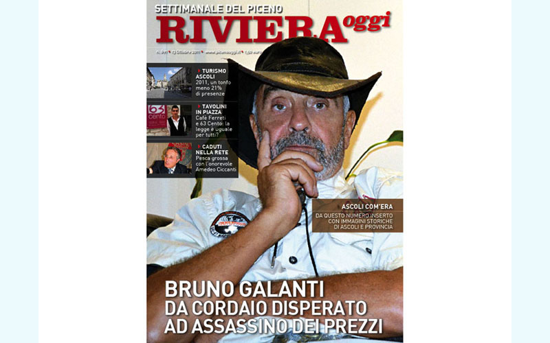 la copertina di Riviera Oggi numero 891