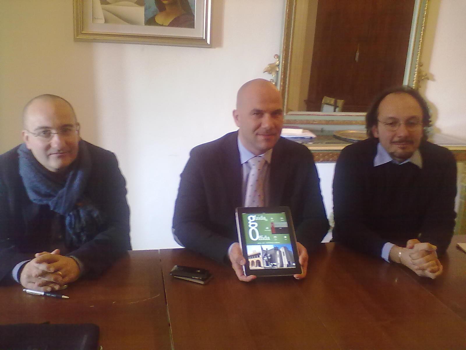 Piero Antimiani, Valerio Lucciarini, Domenico Capponi