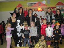 Festa Halloween alla Ludoteca