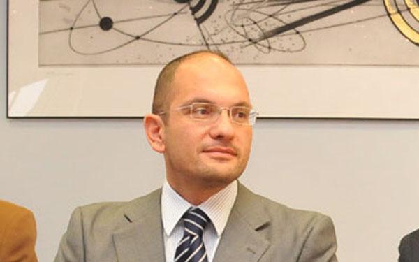 Il sindaco Guido Castelli