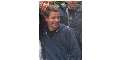 Il giovane Giorgio Centinaro