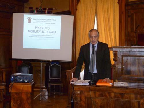 Presentazione del progetto-pilota sulla mobilità integrata