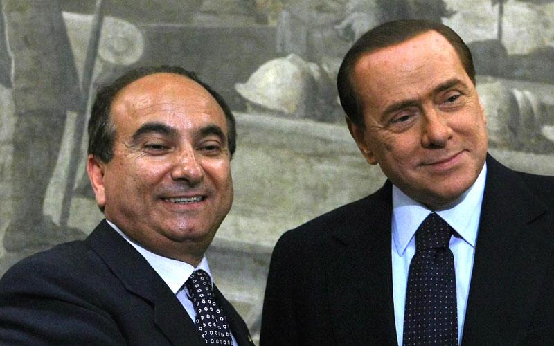 Scilipoti e Berlusconi (Tempi.it)