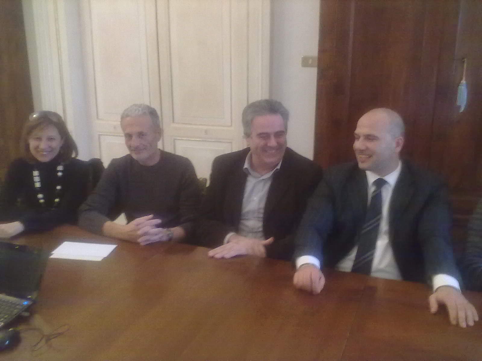 Serena Antonelli, Alberto Massari, Giampiero Grandoni, Valerio Lucciarini