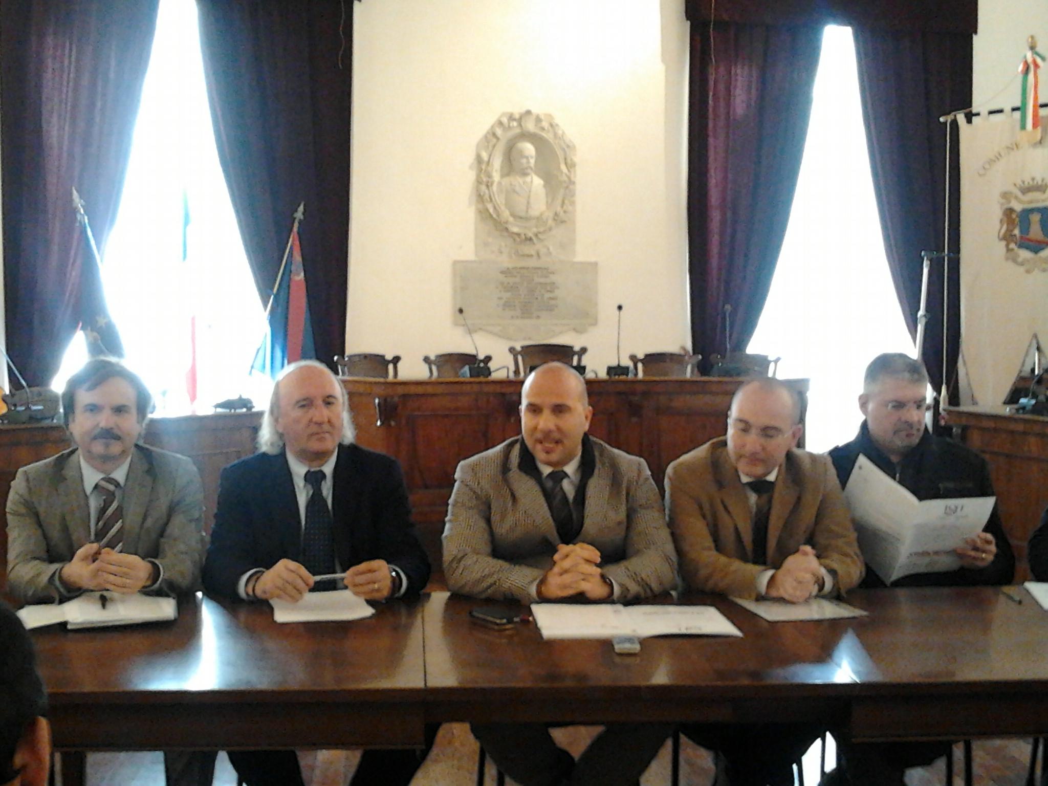 Piergiorgio Butteri, Gianpietro Casagrande, Valerio Lucciarini, Piero Antimiani, Luigi Massa