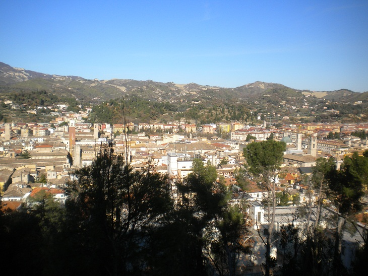Ascoli Panorama