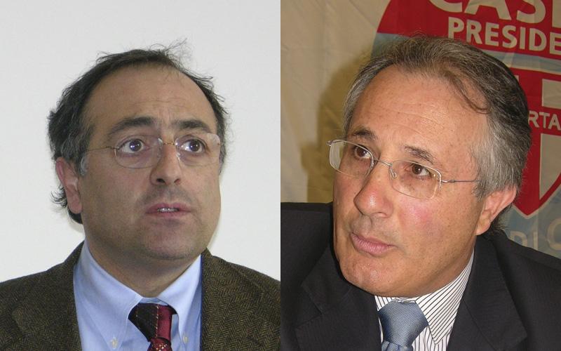 Luciano Agostini e Amedeo Ciccanti