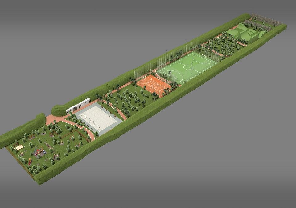 Progetto per l'ex-tirassegno Porta Romana2