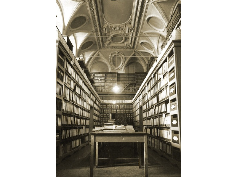 archivio (fonte: doriapamphilj.it