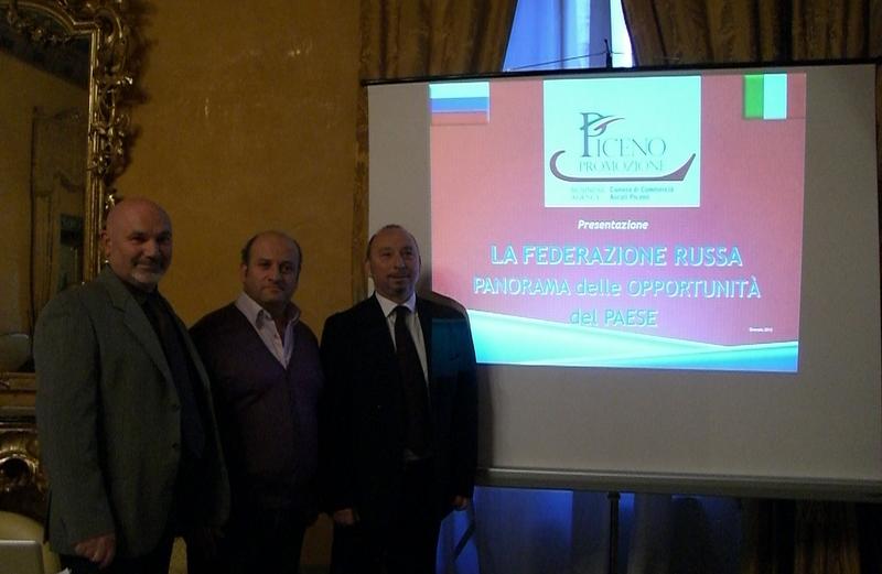 Danilo Specchi, Gino Sabatini, Francesco Caprioli
