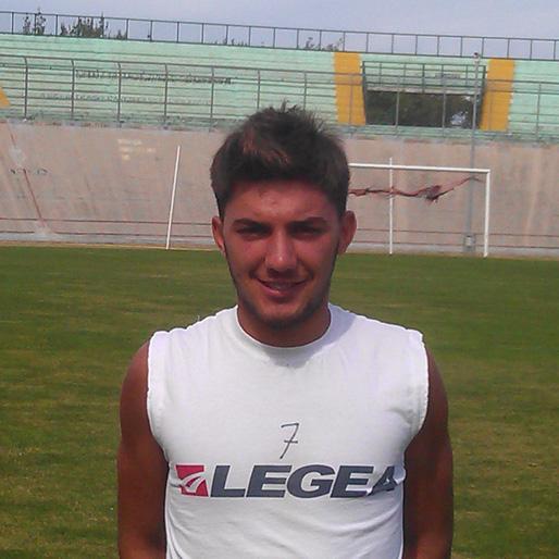 Cosimo Chiricò, 21 anni, del Lanciano