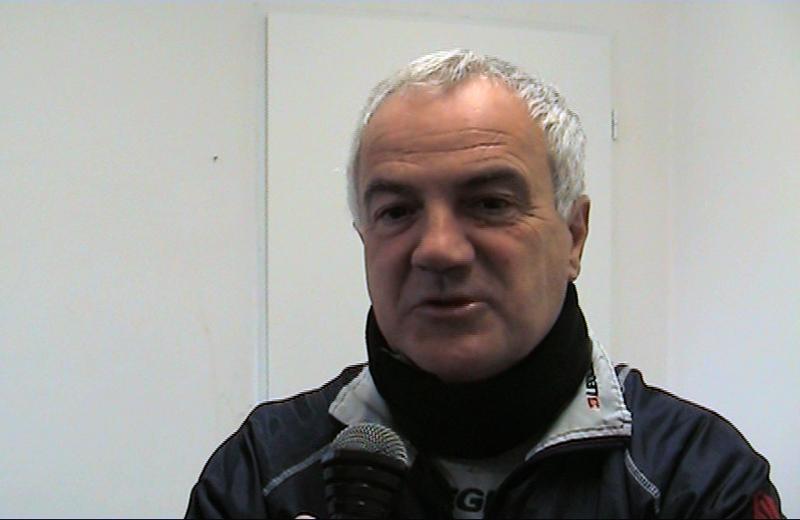 Massimo Silva parla al Città di Ascoli