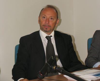 Il presidente della Confapi Francesco Caprioli