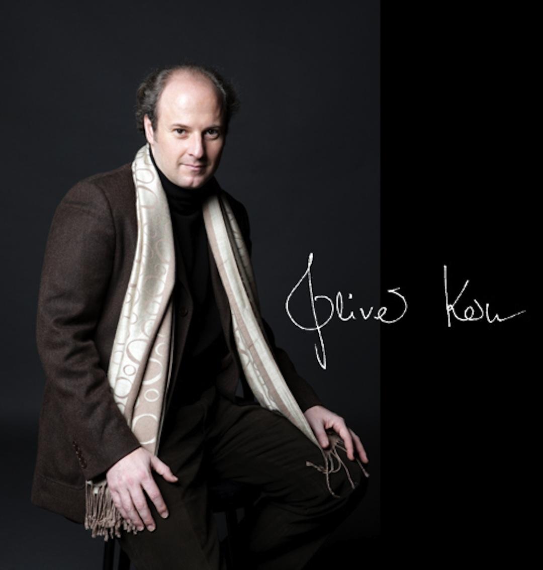 Il pianista Oliver Kenn per la stagione Filarmonica Ascolana