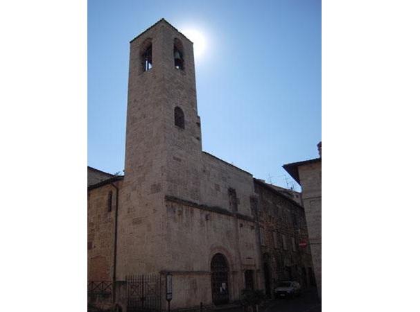 San Gregorio Magno - via di Vesta (fonte. ilpiceno.it)