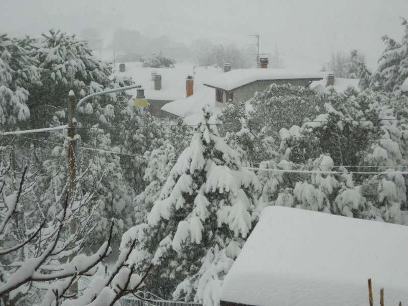Neve ad Ancona