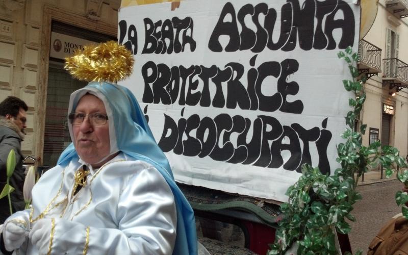 Carnevale Ascolano, Palma nelle vesti di