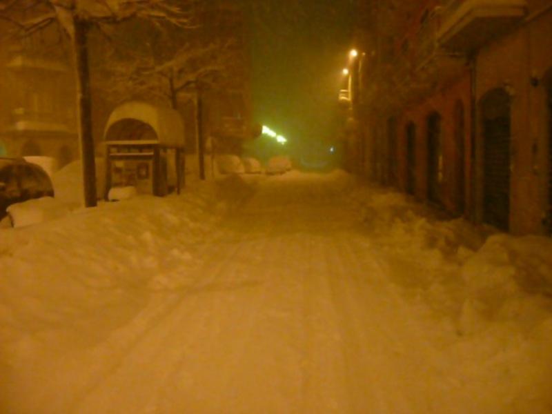 Neve 10 febbraio di Luciano Narcisi 3