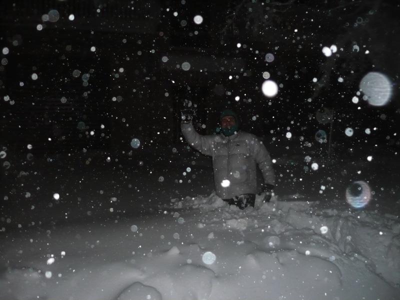 Neve 10 febbraio di Luciano Narcisi