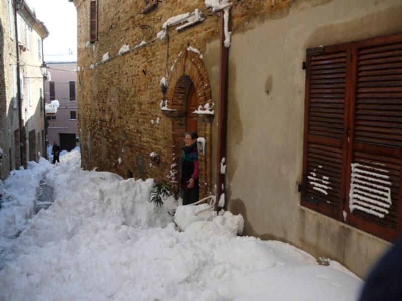 Neve 11 febbraio a Massignano di Pietro Curi 10