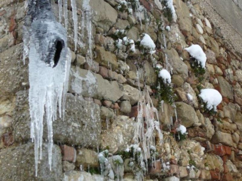 Neve 11 febbraio a Massignano di Pietro Curi 8