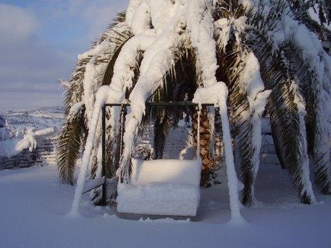 Neve, Monsampolo, 11 febbraio 2012 foto Romeo Di Girolamo 4