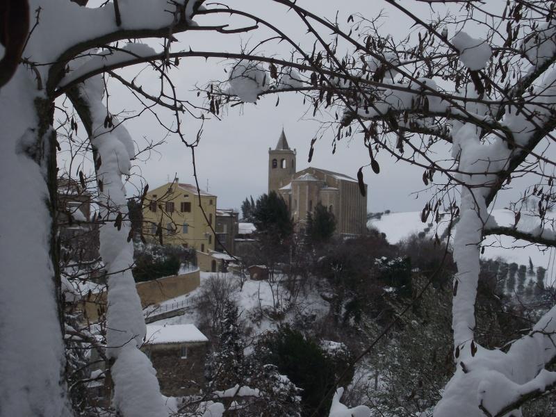 Neve a Offida, 10 febbraio 2012, Enrica Capriotti (3)