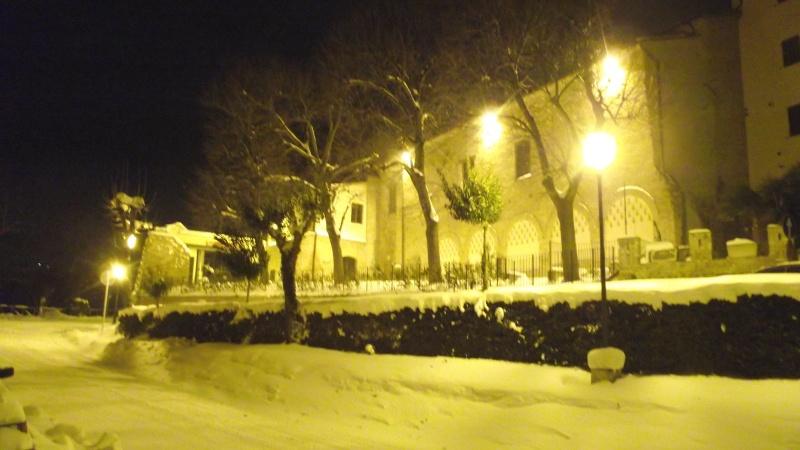 Neve a Offida, 9 febbraio, Enrica Capriotti (2)