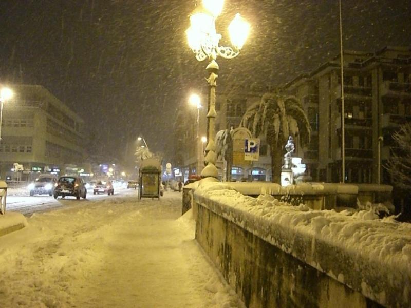 Neve ad Ascoli Piceno, 10 febbraio 2012, foto di Francesca M. (3)