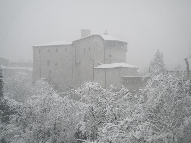 Neve ascoli forte malatesta
