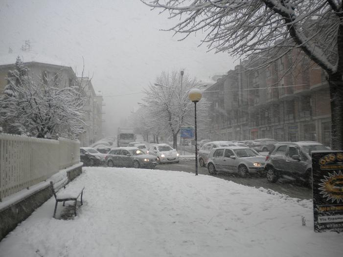 Neve ascoli