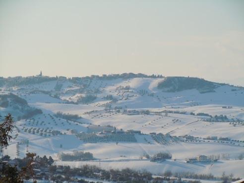 Panorama Sant'Omero, 11 febbraio (martina barbieri)