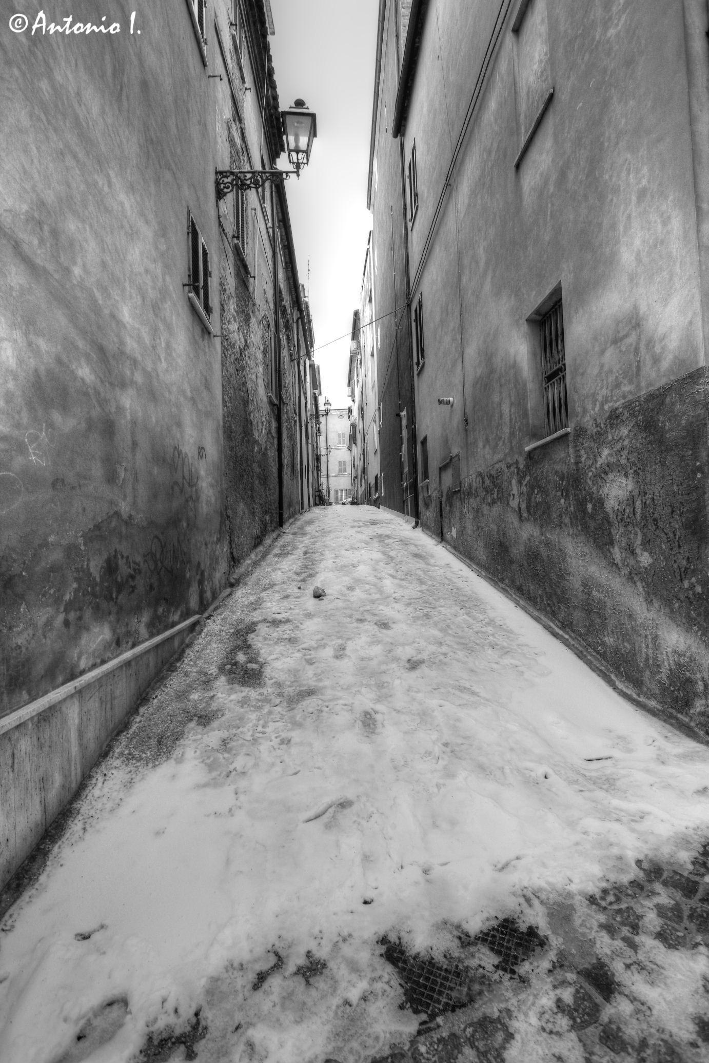 San Benedetto, via Ariosto, 6 febbraio 2012, Antonio I.
