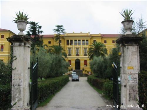 L'istituto agrario Ulpiani di Ascoli Piceno