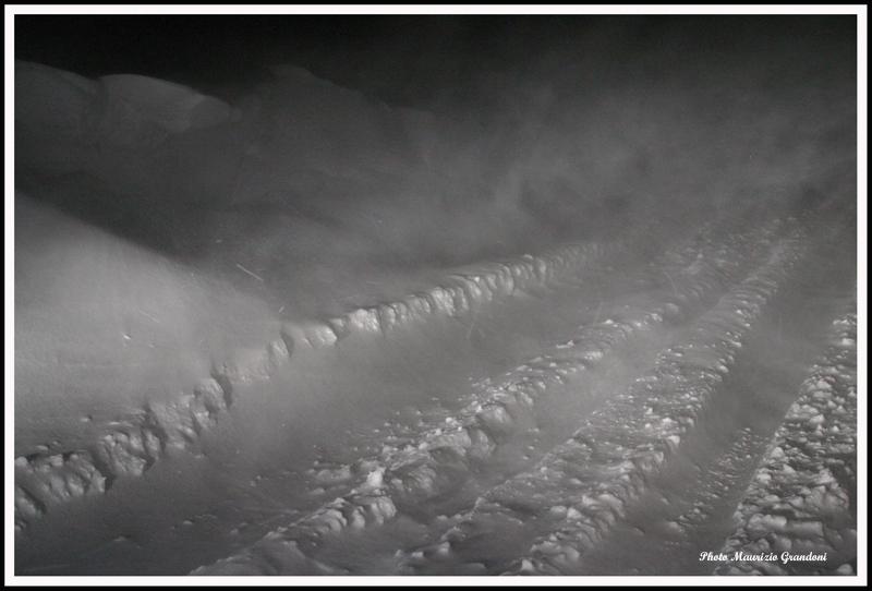 Verso Acquaviva, 11 febbraio 2012, Maurizio Grandoni