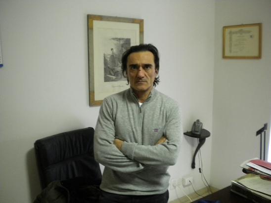 L'avvocato Nazario Agostini