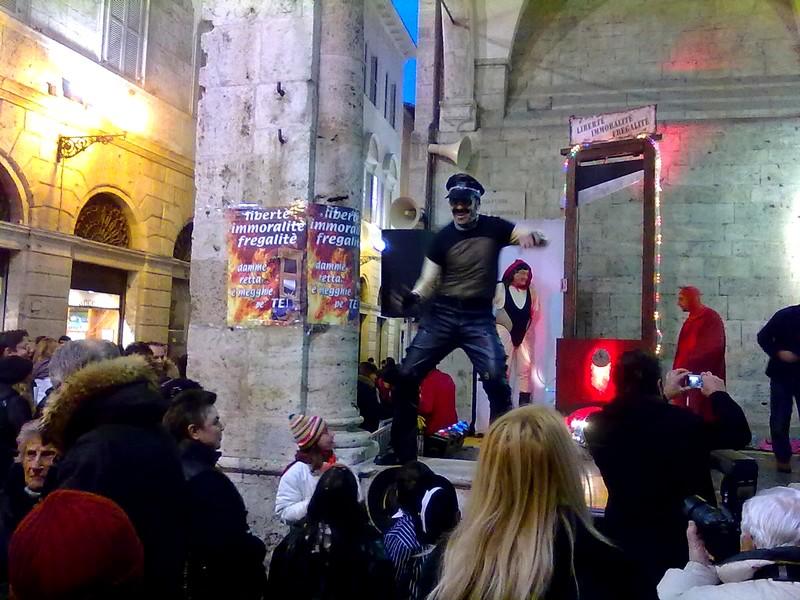 Carnevale di Ascoli 2011 (foto di archivio)